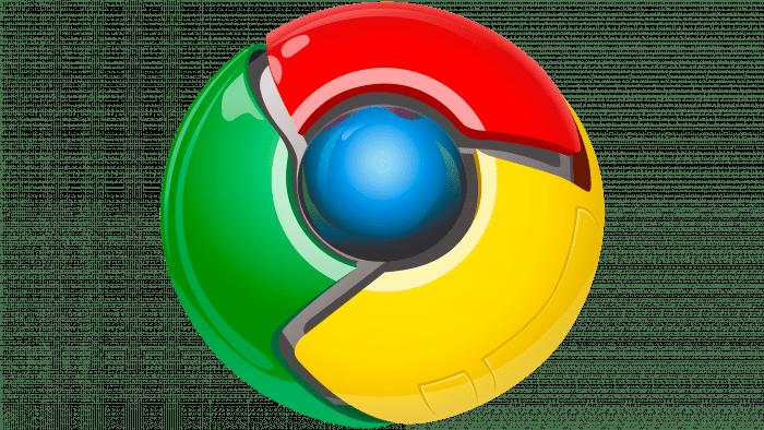 Google Chrome Logo 2008-2011