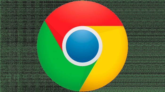 Google Chrome Logo 2011-2014