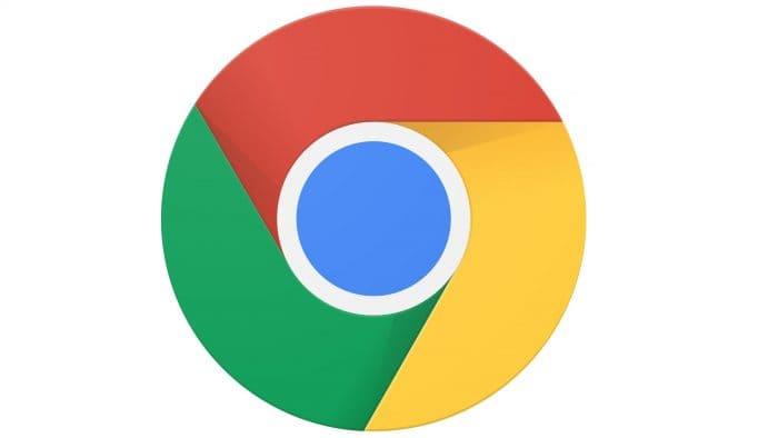 Google Chrome Logo 2014-present