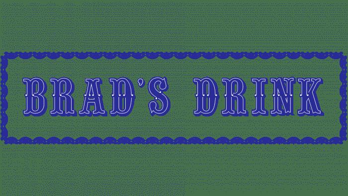 Brad's Drink Logo 1893-1898