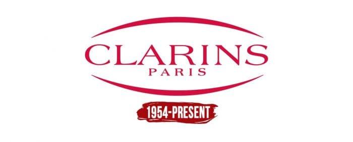 Clarins Logo History