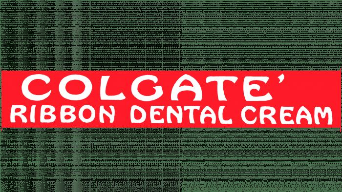 Colgate Logo 1897-1948