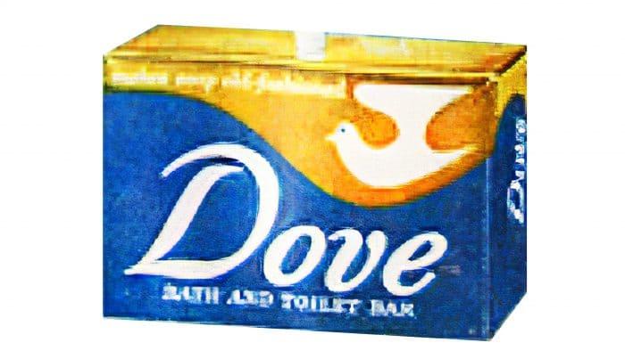 Dove Logo 1955-1969