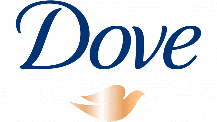 Dove Logo 2004-2012