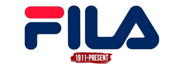 Fila Logo History