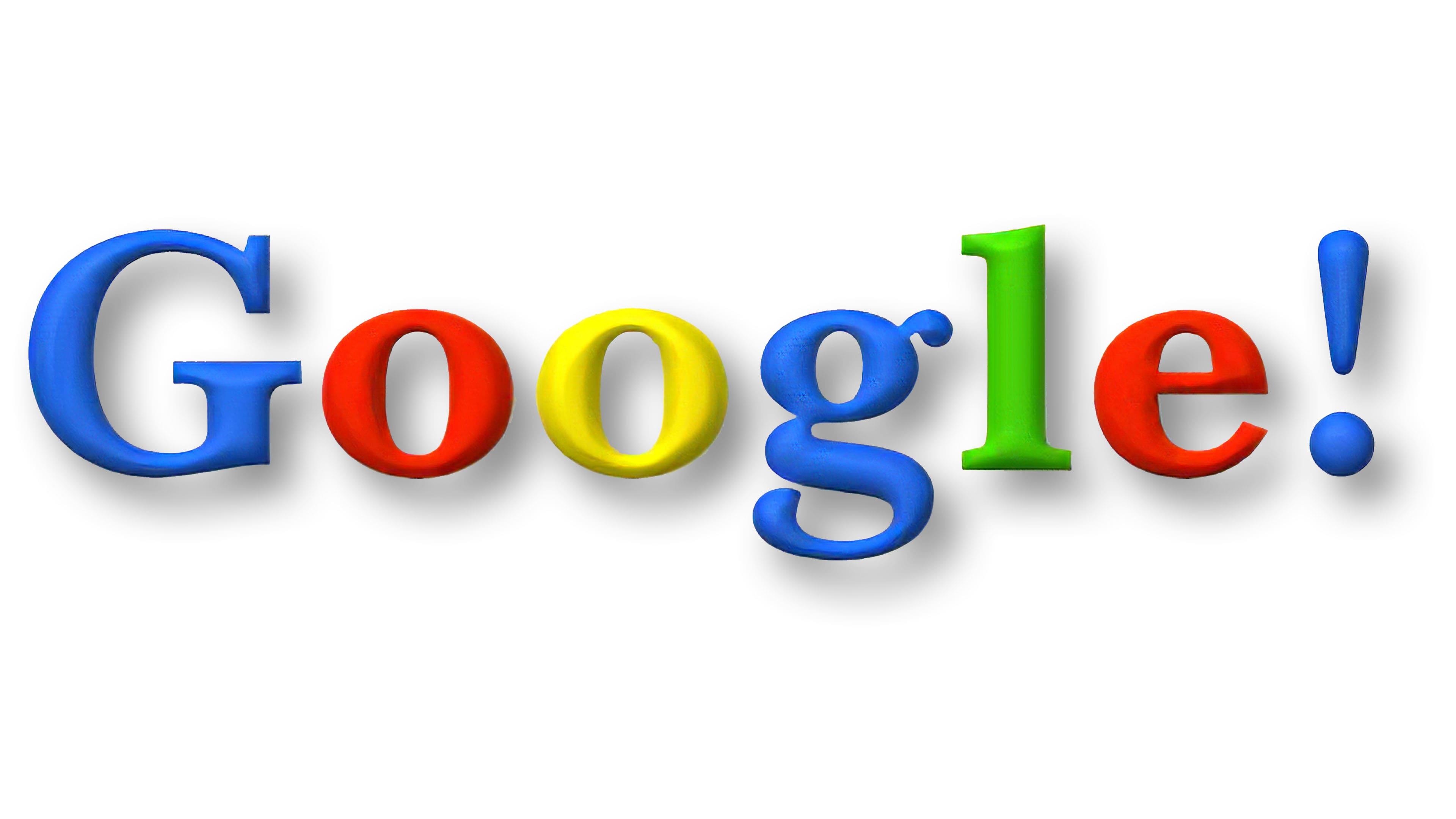 Google Logo   Symbol, History, PNG (3840*2160)