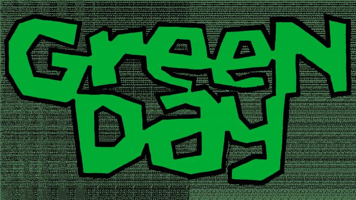 Green Day Logo 1992-1994