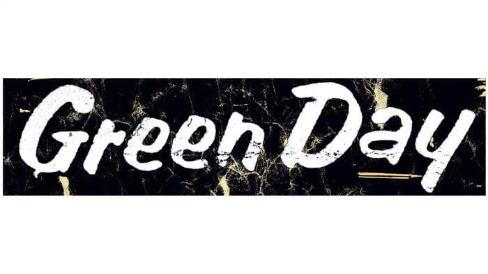 Green Day Logo 1997-2000
