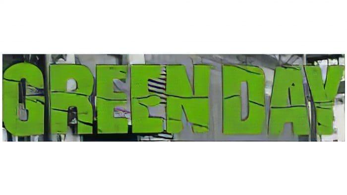 Green Day Logo 2000-2004