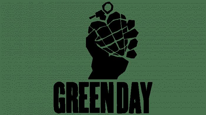 Green Day Logo 2004-2009