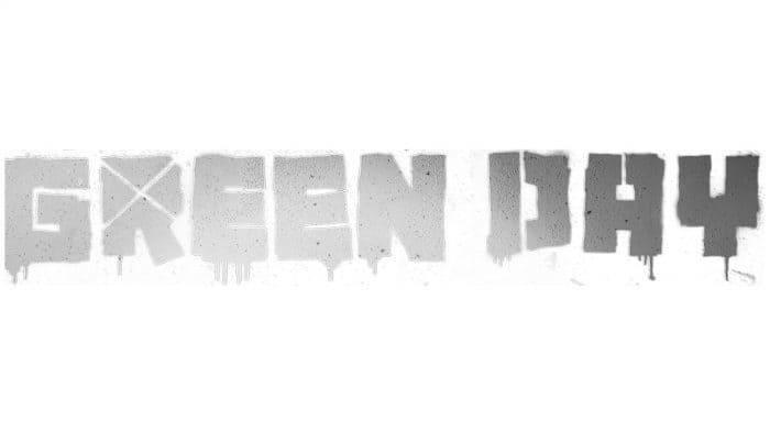 Green Day Logo 2009-2012