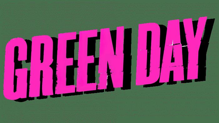 Green Day Logo 2012-2016