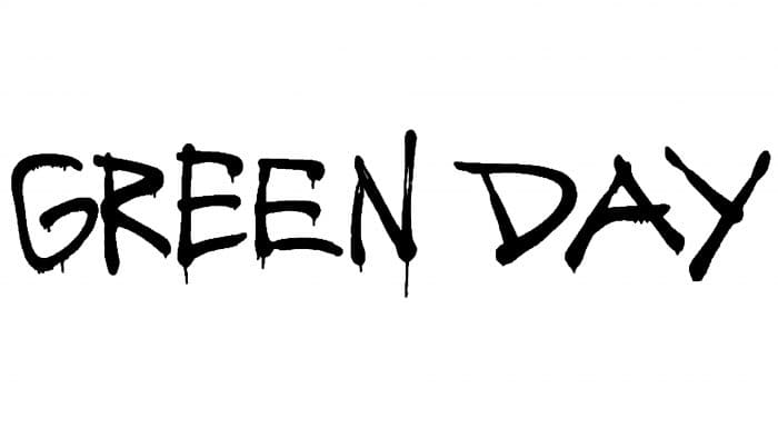 Green Day Logo 2016-present