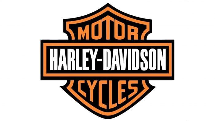 Harley-Davidson Motorcycles Logo 1980s-present
