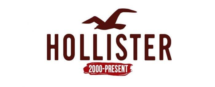 Hollister Logo History