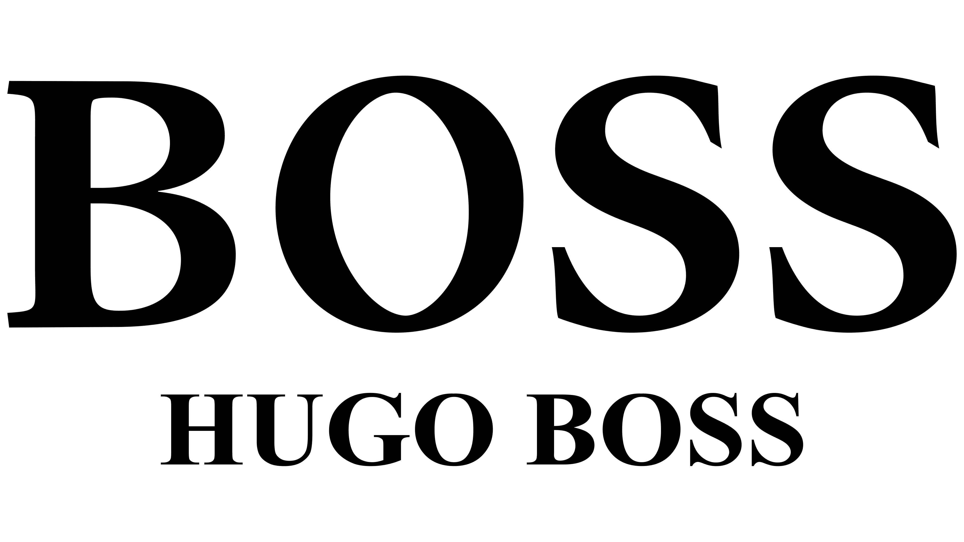 Hugo Boss Logo | The most famous brands and company logos in the world