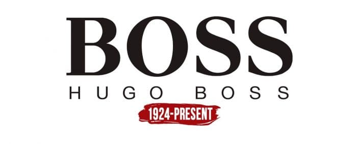 Hugo Boss Logo History