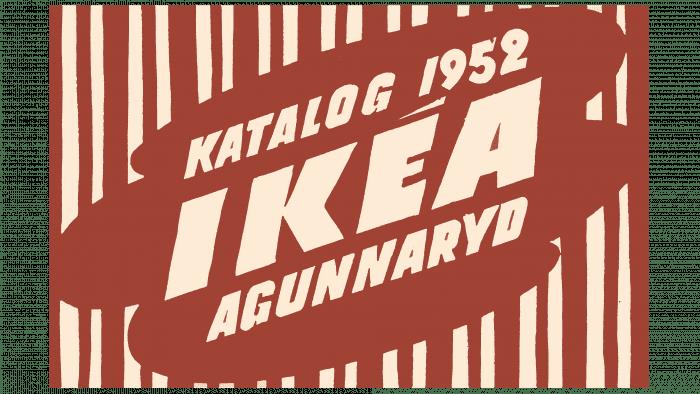 IKEA Logo 1952-1953