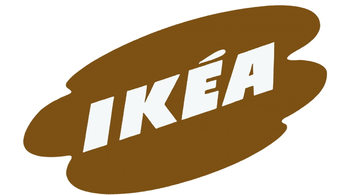 IKEA Logo 1952-1957