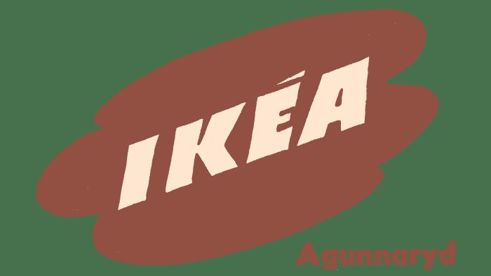 IKEA Logo 1953-1955