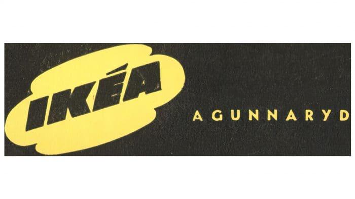 IKEA Logo 1955-1956