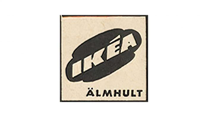 IKEA Logo 1956-1957