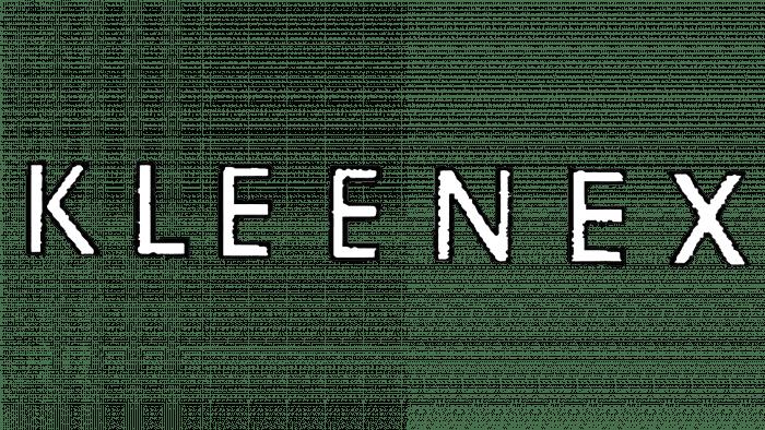 Kleenex Logo 1932-1943