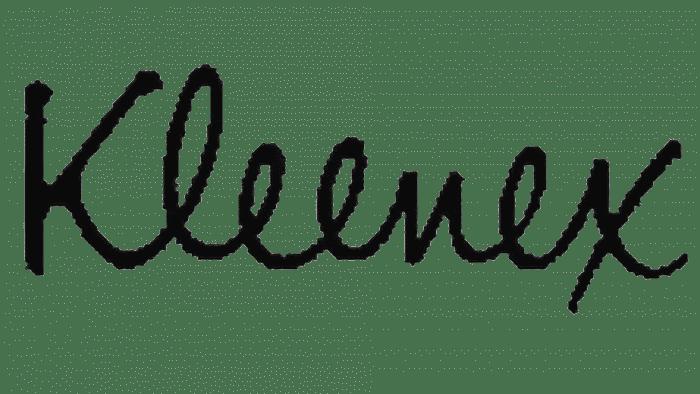 Kleenex Logo 1961