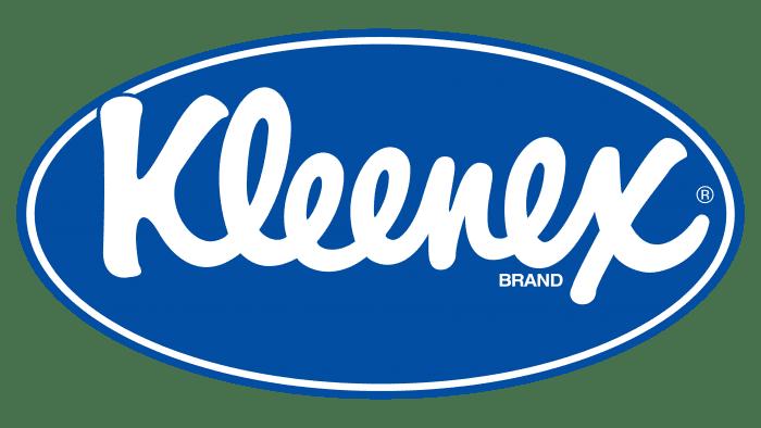 Kleenex Logo 1992-2007
