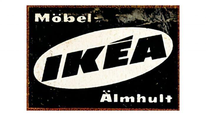 Mobel-IKEA Logo 1958-1962