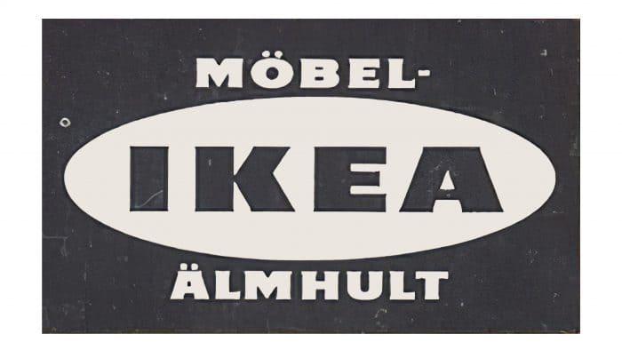 Mobel-IKEA Logo 1962-1965