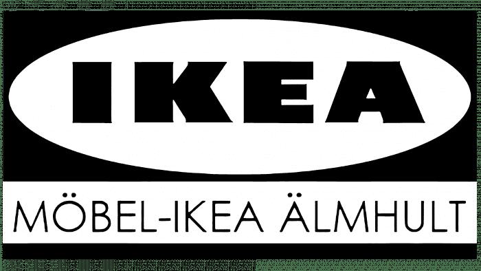 Mobel IKEA Logo 1966-1967