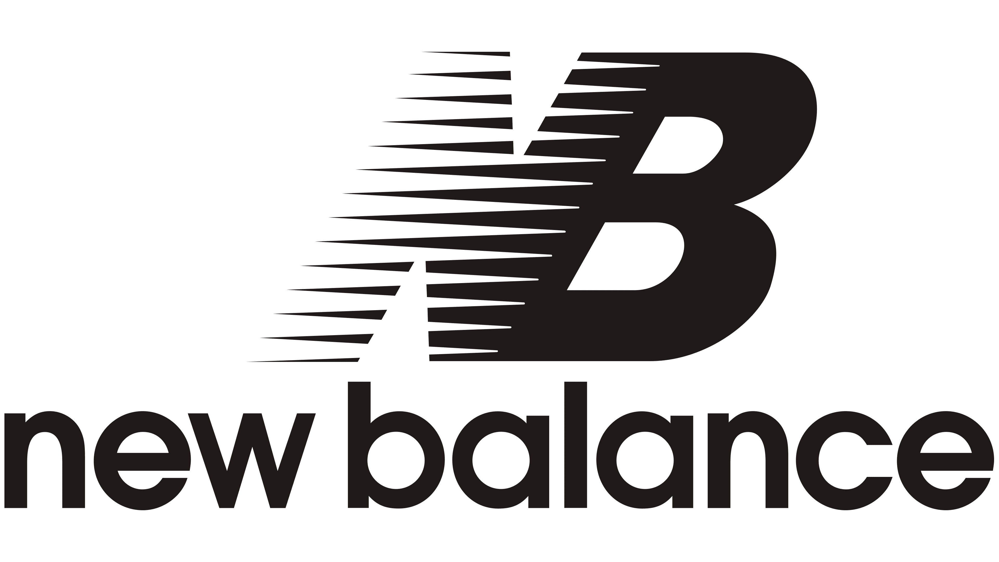 Geografía Alrededores enfermo  New Balance Logo | The most famous brands and company logos in the world