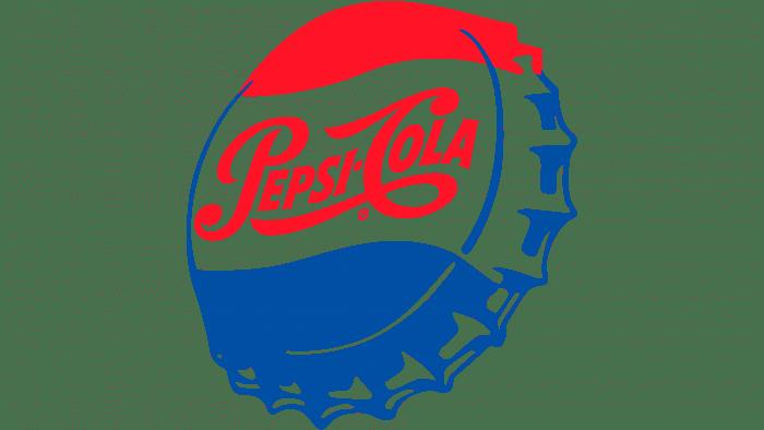 Pepsi-Cola Logo 1950-1962