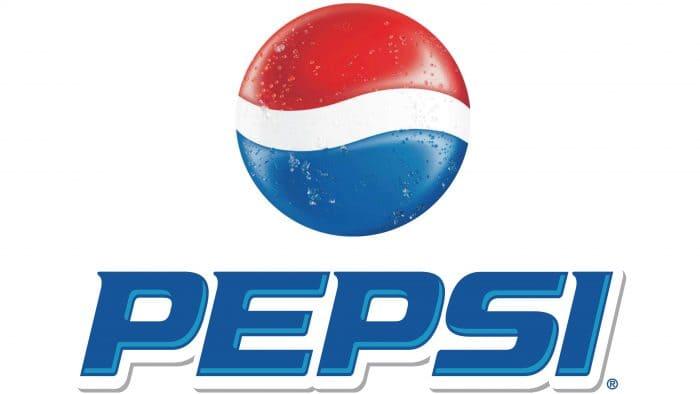 Pepsi Logo 2006-2008