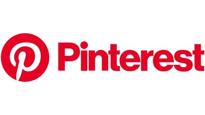 Pinterest Logo 2016-present