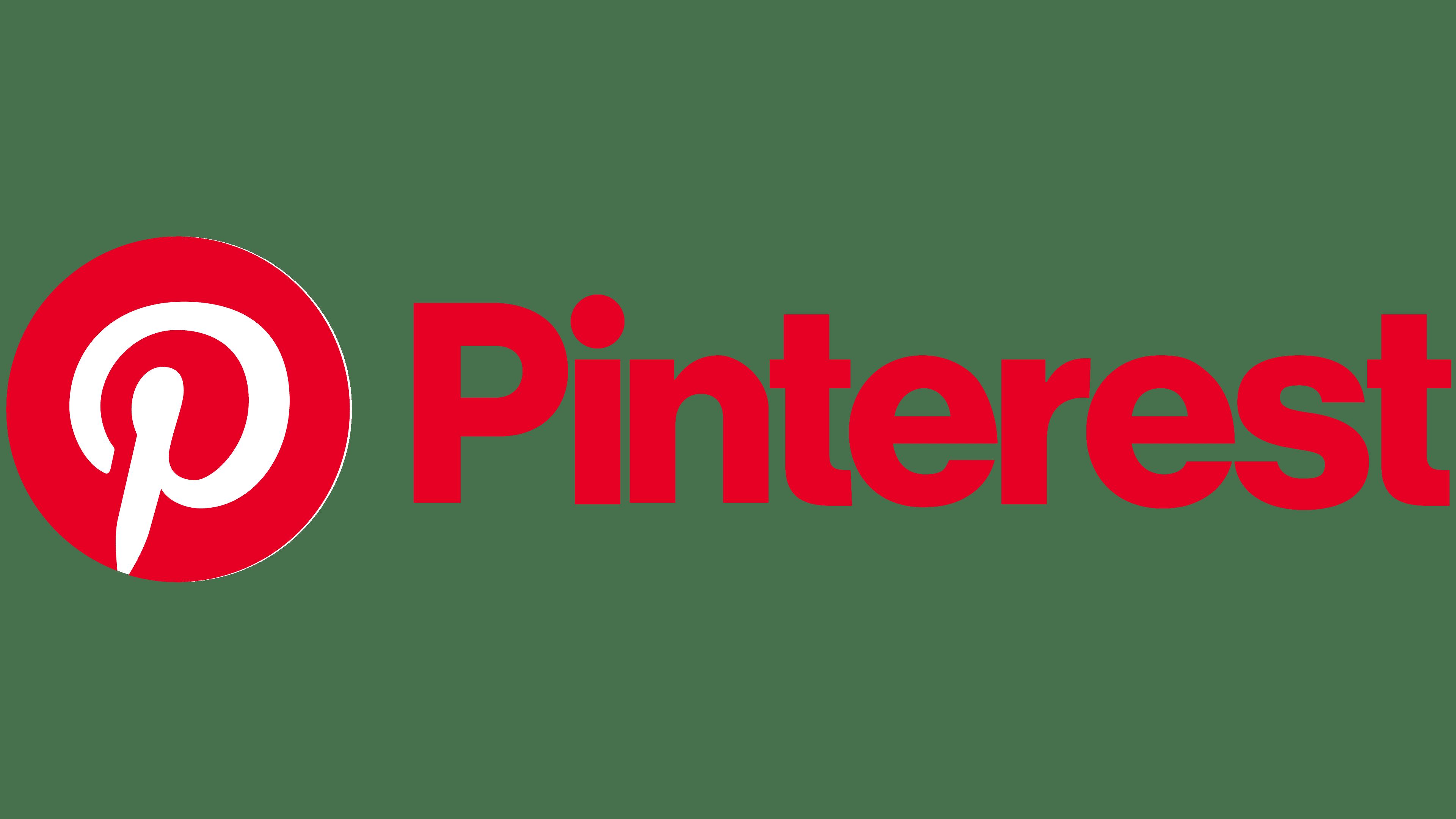 Pinterest Logo   Symbol, History, PNG (3840*2160)