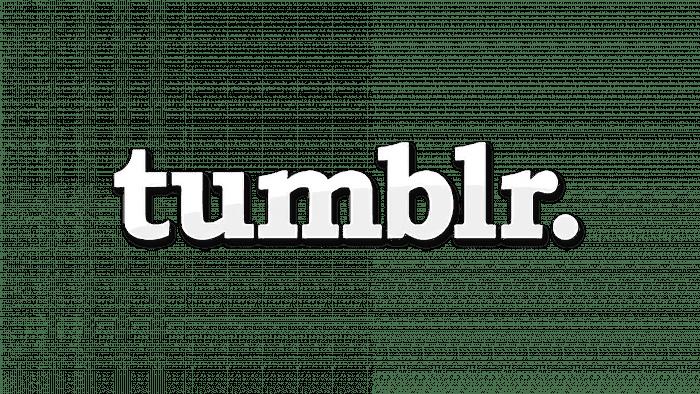 Tumblr Logo 2007-2010