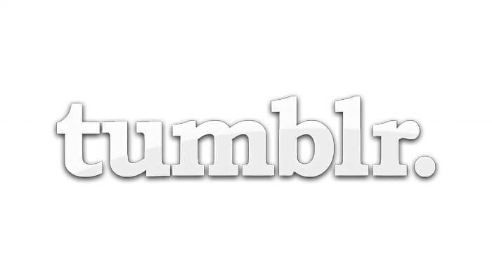 Tumblr Logo 2010-2013