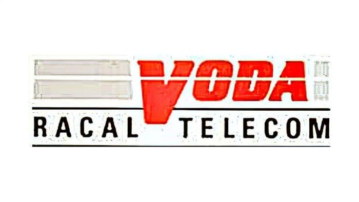 Voda Racal Telecom Logo 1985-1991