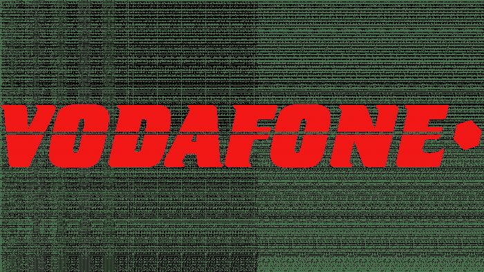 Vodafone Logo 1985-1997