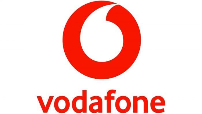 Vodafone Logo 2017-present