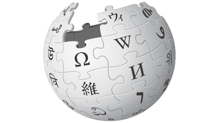 Wikipedia Logo 2003-present