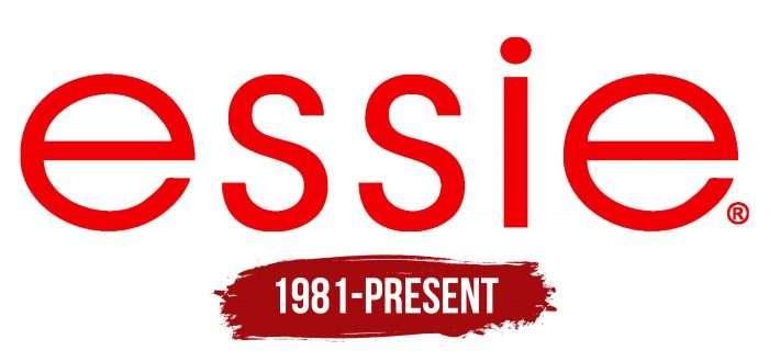 Essie Logo History