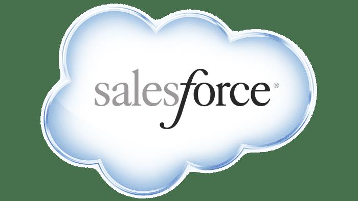 Salesforce Logo 1999-2014