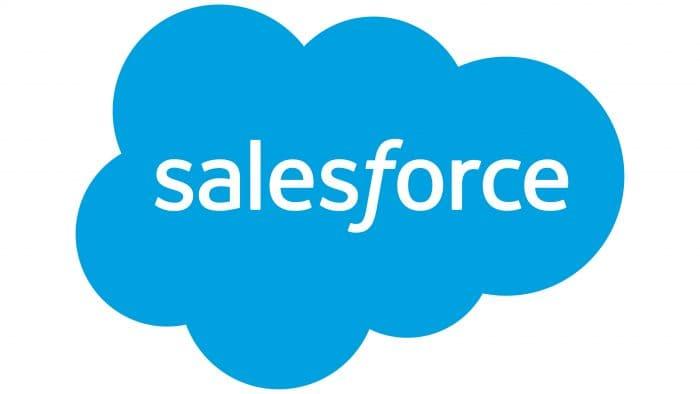 Salesforce Logo 2014-present