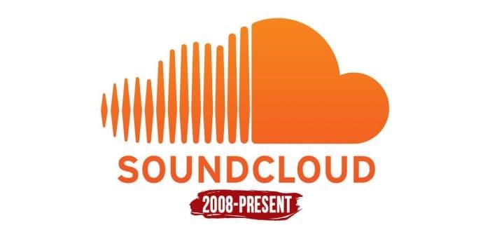 SoundCloud Logo History