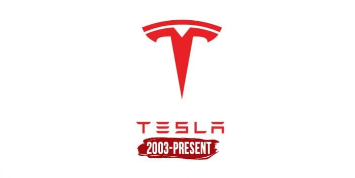 Tesla Logo History