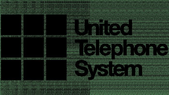 United Telephone System Logo 1972-1987