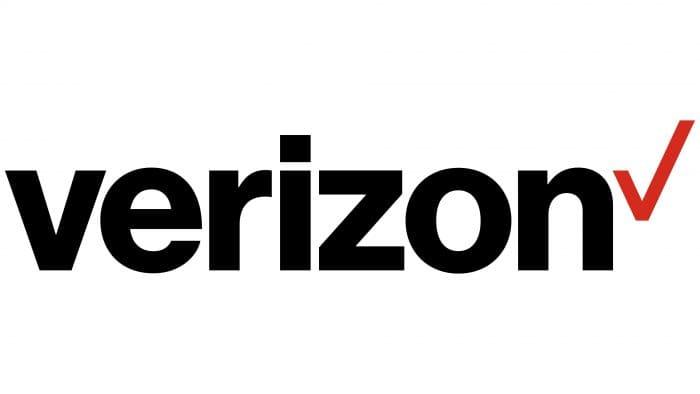 Verizon Communications Logo 2015-present